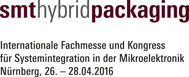 Die SMT Hybrid Packaging findet Ende April in Nürnberg statt