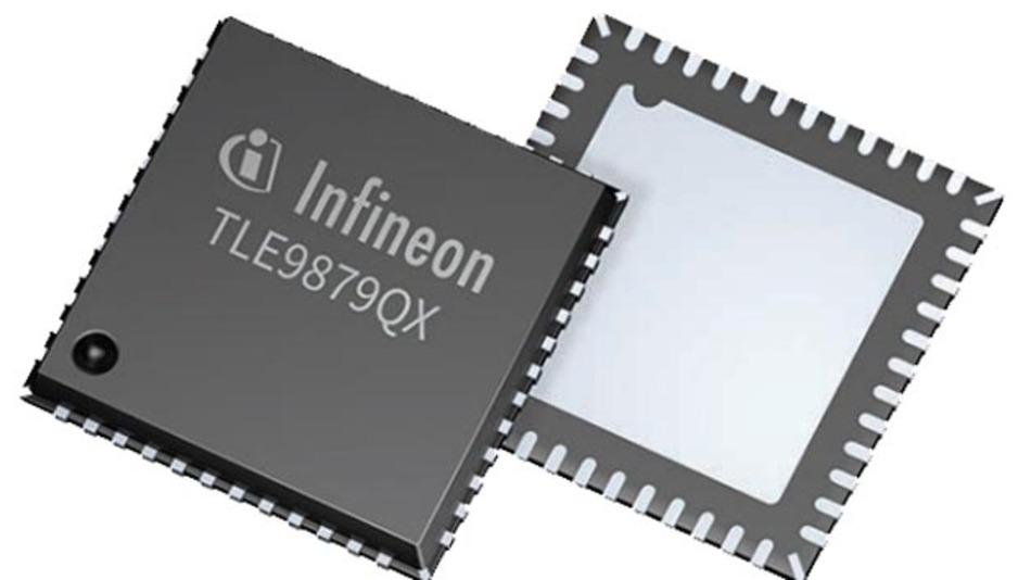 it den als VarioTAP®-Modellen bezeichneten Bibliotheken ermöglicht GÖPEL electronic das flexible Testen und Programmieren der TLE987x-Familie von Infineon.