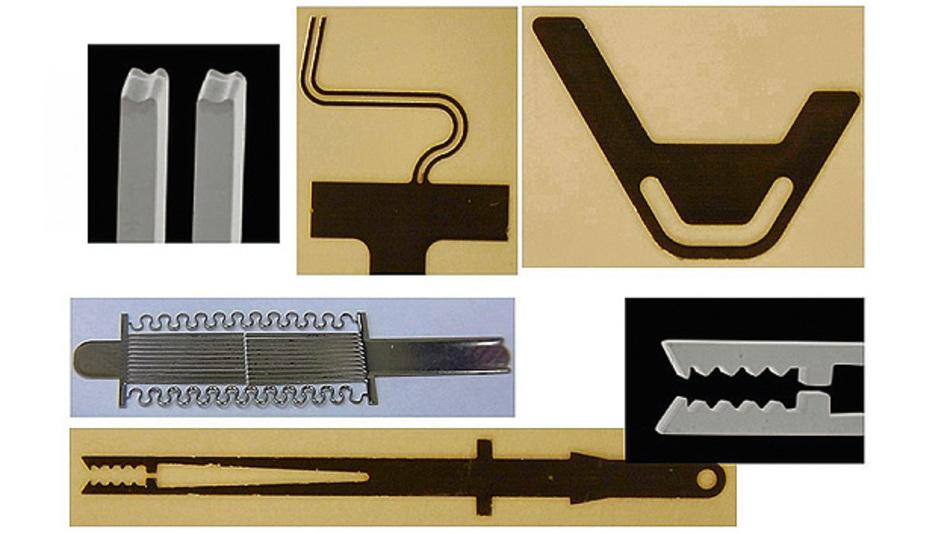 Electroforming - kleine, hochwertige und leistungsstärke Kontakte mit neuer Technik.