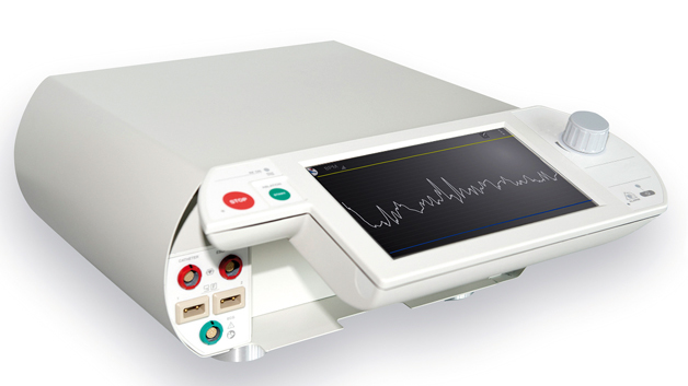 Strengen Hygienevorschriften genügen müssen Gehäuselösungen für die Medizintechnik, wie etwa Polyracks Medicalcase im ansprechenden Design.