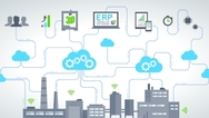 Industrie 4.0 Internet of Things Digitalisierung