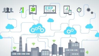 Industrie 4.0 Internet of Things Digitalisierung