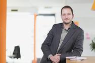 Mathias Hassler, Contact Center Experte bei BSI