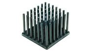 Stiftkühlkörper erfüllen die Anforderungen an geringes Gewicht, hohen Wirkungsgrad und einfache Montage