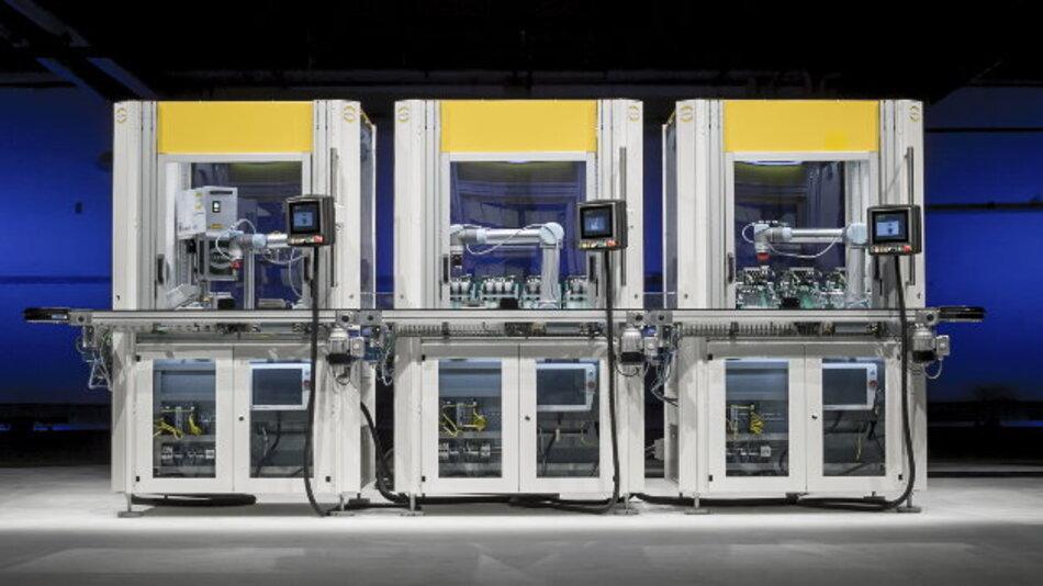 In der »HAII4YOU«-Factory, der Smart Factory von Harting, zeigt die Technologiegruppe ihre Kompetenz im Bereich Industrie 4.0.