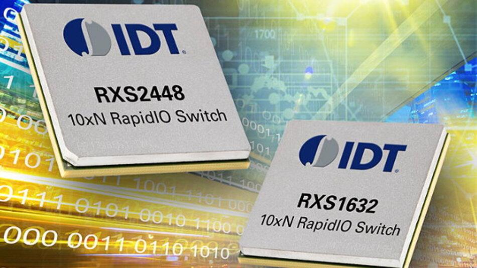 Mit der doppelten Leistungsfähigkeit im Vergleich zu 4G-Systemen übertreffen die Bausteine mit ihrer geringen Latenz den RapidIO-10xN-Standard und eignen sich für 5G, HPC und Mobile Edge Computing.