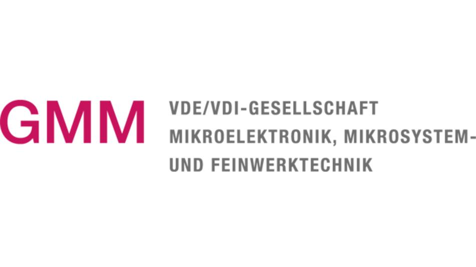 Logo der VDE/VDI-Gesellschaft Mikroelektronik, Mikrosystem- und Feinwerktechnik (VDE/VDI-GMM)