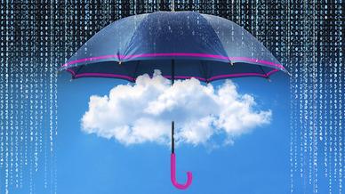 Schutz der Cloud