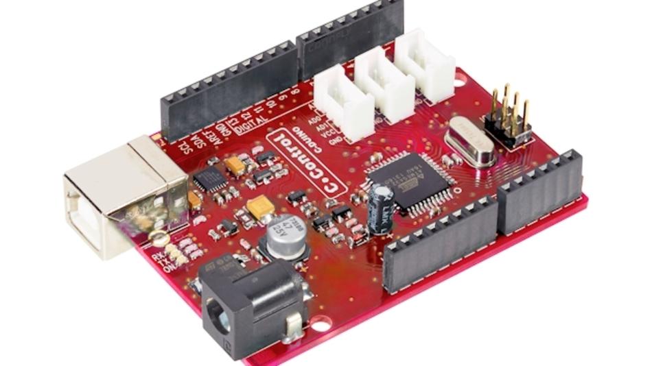 Conrad Business Supplies erweitert sein Angebot an C-Control-Mikrocontrollern um neue Hard- und Softwarewarelösungen