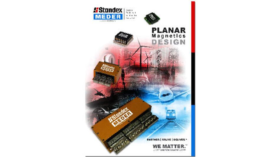 "Produktkatalog ""Planar Transformatoren & Spulen"""