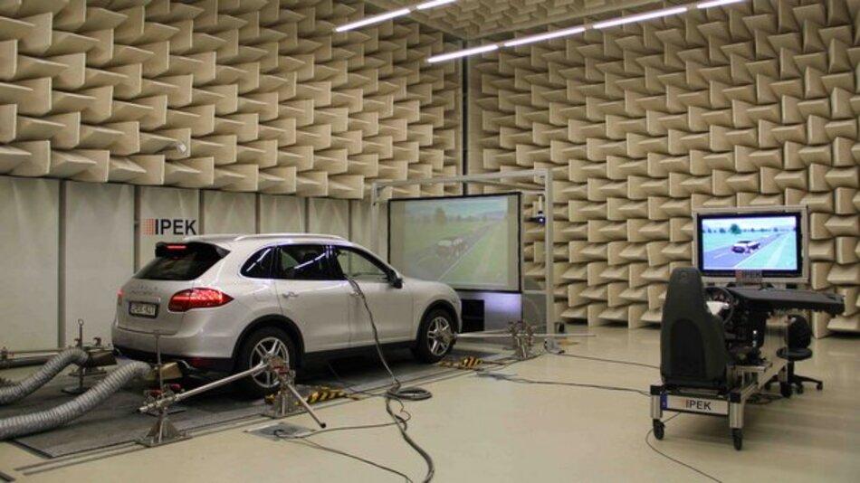Im Mittelpunkt des Labornetzwerkes XiL-BW-e steht das interaktive und dynamische Zusammenwirken von räumlich getrennten Prüfständen.