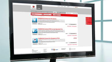Vereinfachtere Systemsoftware von 3S-Smart Software Solutions
