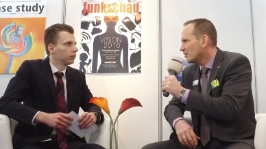 Florian Bock CSO Estos funkschau TV