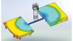 Moldflow-Simulation zur Erkennung von Qualitätsproblemen und möglichen Einfallstellen