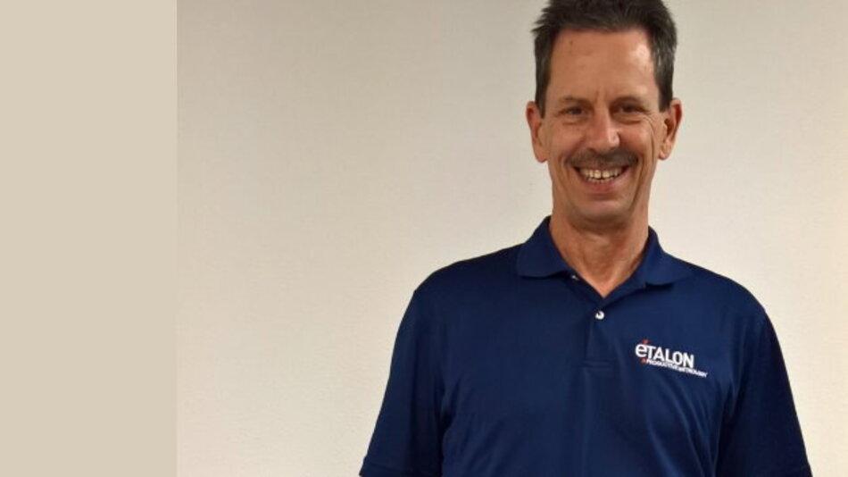 Bruce Fiander leitet als General Manager die Geschäfte der Etalon North America Inc.