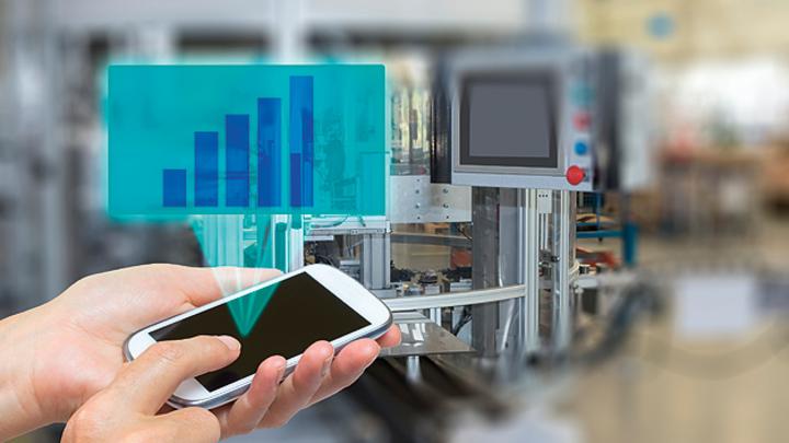 Hochspezialisierte Sensoren mit Internetverbind benötigt die Industrie
