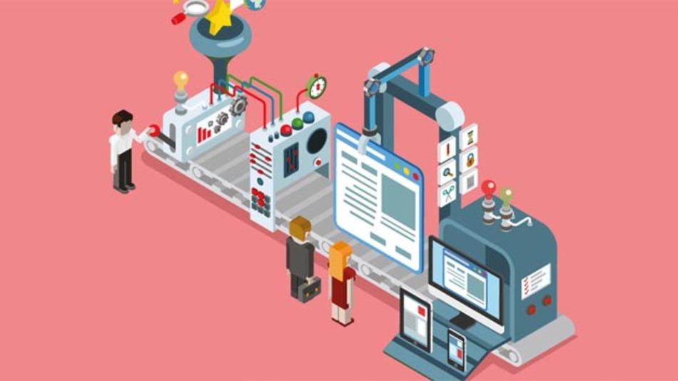 Responsive Design: einheitliche Benutzeroberfläche bei unterschiedlichen Bildschirmgrößen und Hardware-/Betriebssystem-Plattformen.
