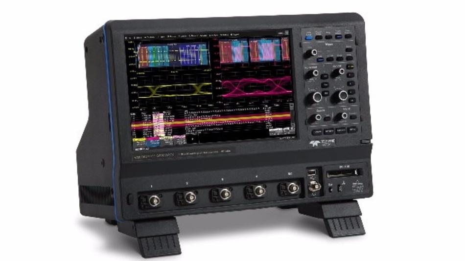 Der WaveRunner ist seit vielen Jahren das beliebteste Oszilloskop von Teledyne LeCroy. Die neue WaveRunner-8000-Generation kombiniert ein neues Bedienkonzept mit einer noch umfangreicheren Ausstattung zur Signalanalyse und verkürzt dadurch den Debug-Prozess deutlich.