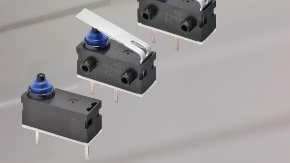 Der D2AW ist 13,3 mm x 7,0 mm x 5,3 mm klein.