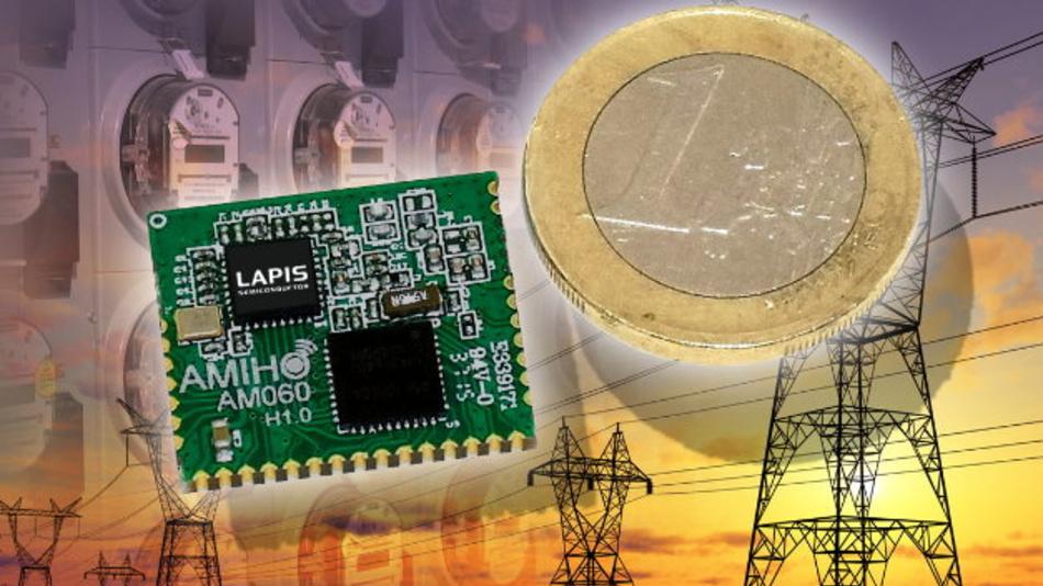 Das Modul AM060 ist mit dem Wireless M-Bus Software Stack von Amiho ausgestattet und steht für den Einsatz in der Stückzahlfertigung zur Verfügung.