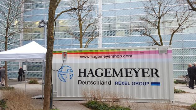 Hagemeyer Geschäftsmodell neu ausgerichtet