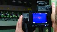Elektrothermografie mit Wärmebildkamera von FLIR.