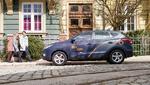 Carsharing mit Brennstoffzellenfahrzeugen