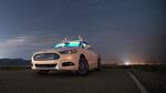 Autonome Ford-Fusion-Studie nutzt LiDAR-Sensor-Technologie
