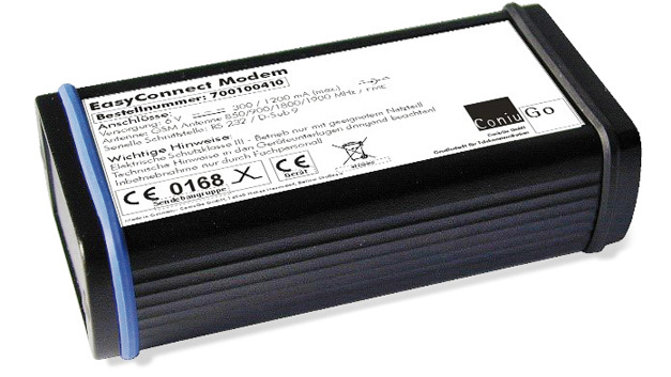 Mit GSM-Modems, wie dem EasyConnect von wireless-netcontrol bieten sich Alternativen für abgekündigte ISDN-Verbindungen an.