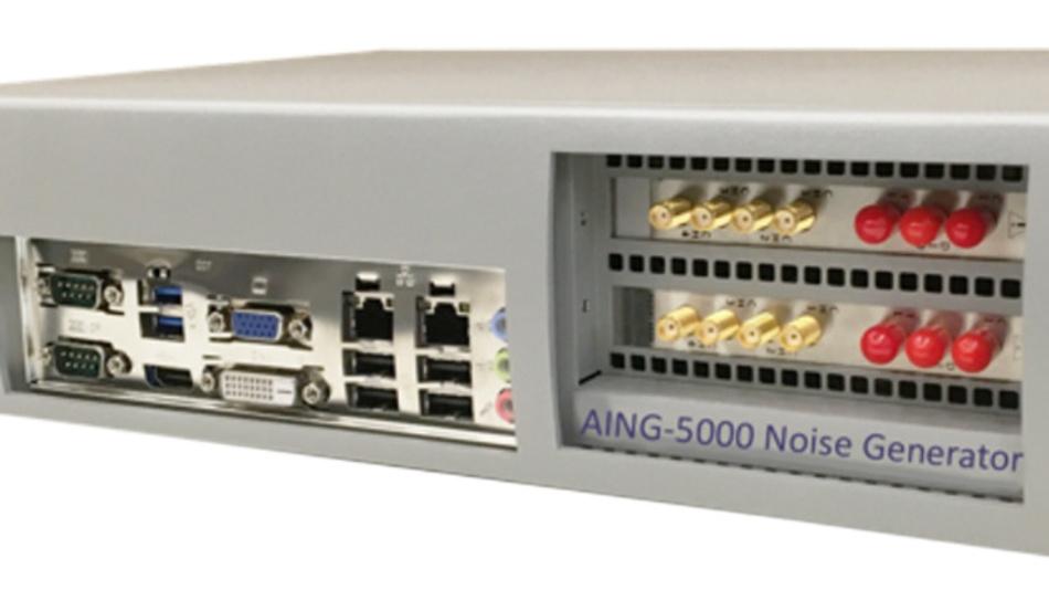 Das AING-5000 ist vorkonfiguriert mit einem Set an echten Störevents
