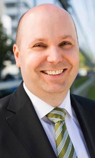 Peter Wüst, Director Cloud & Alliances EMEA, NetApp