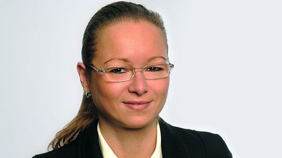 Anthula Parashoudi, Bereichsleiterin bei Mesago Messe Frankfurt GmbH