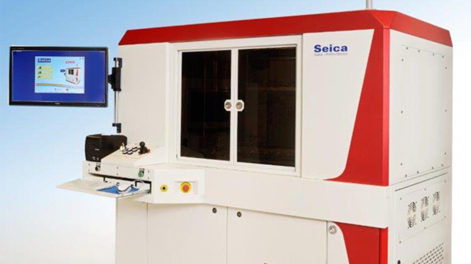 """Seica wird auf der Messe seine Produkte zur Prozessautomatisierung vorführen. Software-Lösungen und mobile Tools bieten dem Fertigungsleiter umfassende Möglichkeiten der Echtzeit-Überwachung der Zustände seines Produktionsequipments. Die Seica-Systeme in Halle 7A, Stand 425 sind mit den Handling-Systemen von Seica Automation verbunden und demonstrieren so umfassende Automatisierungskonzepte für die gezeigten Testlösungen. Der Pilot 4DV8 wird in einer vollautomatischen Batch-Konfiguration gezeigt. Mit drei Magazin-Gestellen wird eine """"Geisterschicht"""" dargestellt – interessant vor allem für Kunden, die Baugruppen in kleinen Losen testen wollen, ohne dafür Personal vorhalten zu müssen.  Darüber hinaus demonstriert der V8-Tester LED-Prüfungen. Getestet werden die Parameter Intensität, Wellenlänge, Farbe und Lichtstrom.  Seica-Mitarbeiter demonstrieren mobile Geräte, die mit dem V8 über Bluetooth verbunden sind. Über diese Geräte können wertvolle Statistik-Auswertungen und Status-Informationen über das aktive Equipment in Echtzeit abgerufen werden."""