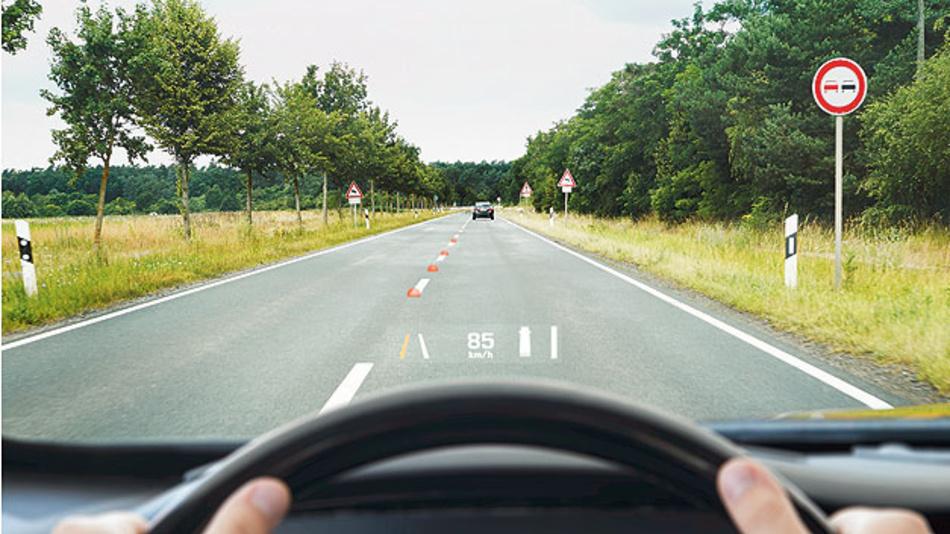 Effiziente, kompakte Leistungswandler kommen immer mehr in Fahrerassistenzsysteme zum Einsatz.
