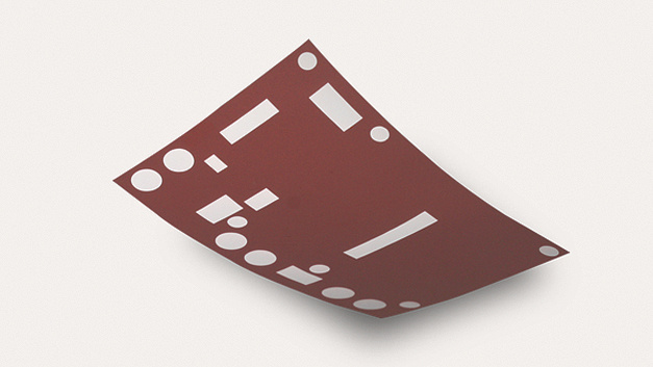Bild 1. Heatpad-Softsilikonfolien eignen sich als weiche, durch die Füllung mit Keramikpartikeln wärmeleitende Pads, die zwischen einem Halbleiterbauteil als Wärmequelle und einer Gehäusewand als Wärmesenke geklemmt werden.