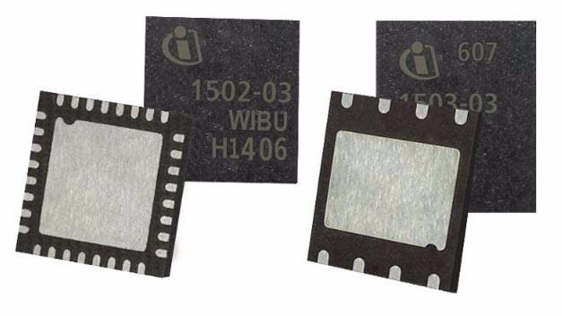 Das Codemeter-ASIC ist ein 5 x 5 mm² großer Chip, der auf die Leiterplatte eines Gerätes gelötet wird.