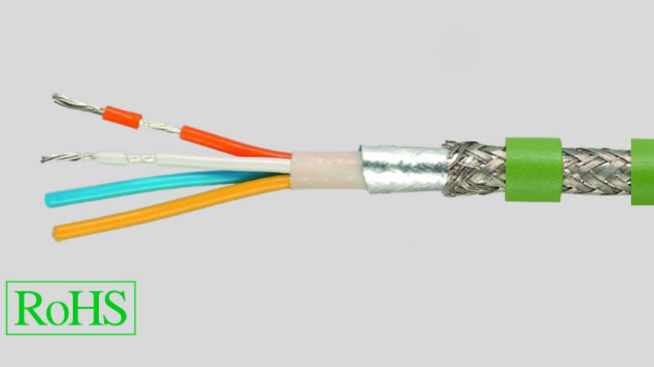 Profinet-Kabel, UL-Listed, CMG-zertifiziert