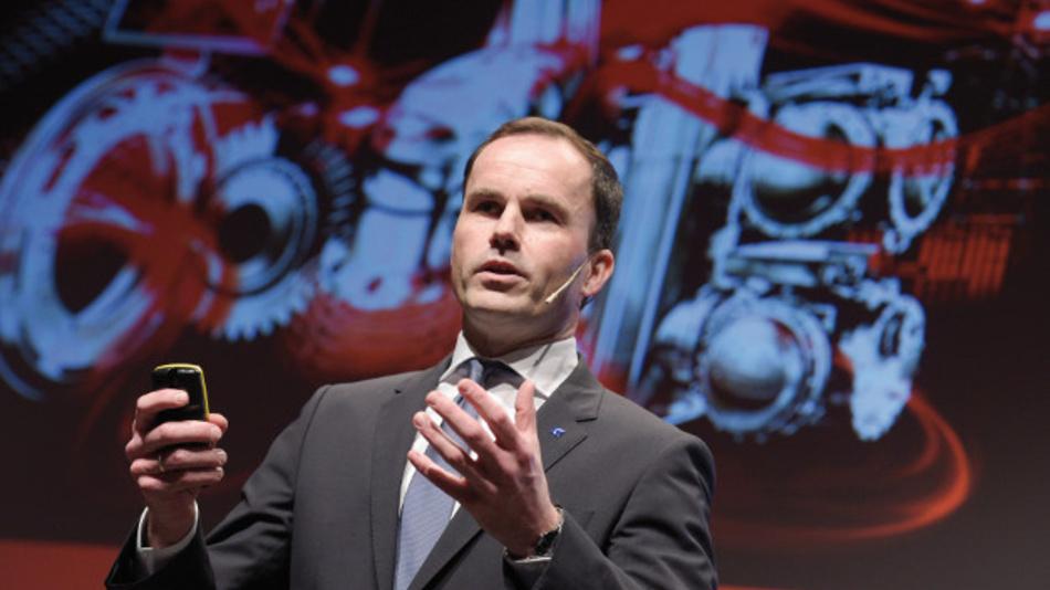 Dr. Jochen Köckler, Deutsche Messe AG: »Wir erwarten erstmals mehr als 100 konkrete Anwendungsbeispiele für Industrie 4.0 auf der Messe.«