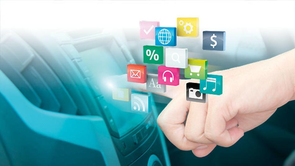 Anspruchsvollere Software-Entwicklung bei den Infotainment-Systemen ist gefordert.