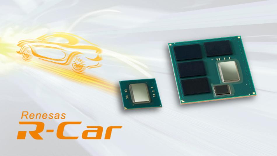 Das Integrity RTOS und die Multivisor-Plattformen für den Renesas R-Car H3 sind ab sofort erhältlich.