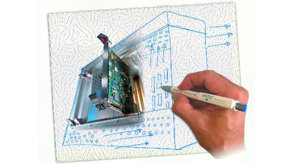 Ideen lassen sich durch eine strukturierte Vorgehensweise in ein gelungenes Produkt umsetzen