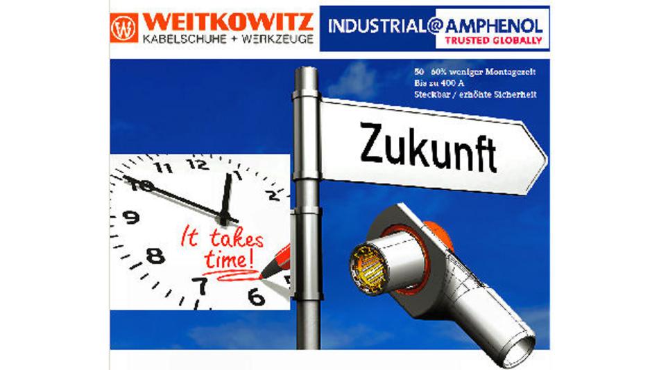 Kooperation zwischen Amphenol und Weitkowitz