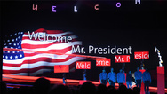 Welcome Mr. President