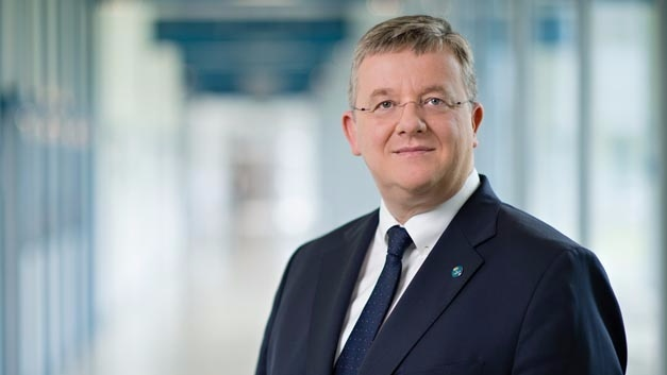 Thilo Brodtmann, Hauptgeschäftsführer des VDMA.