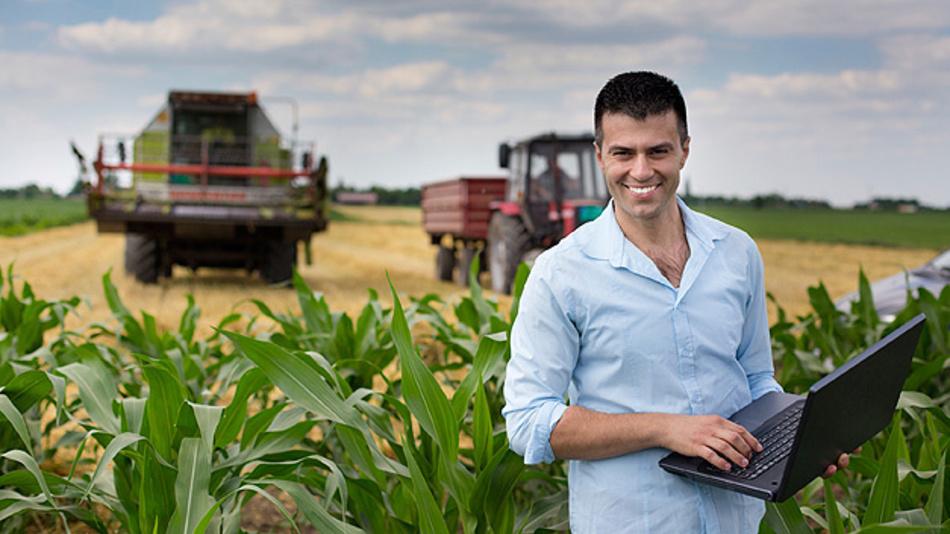 Autonome Fahrzeuge, Drohnen, M2M-Kommunikation in der Landwirtschaft