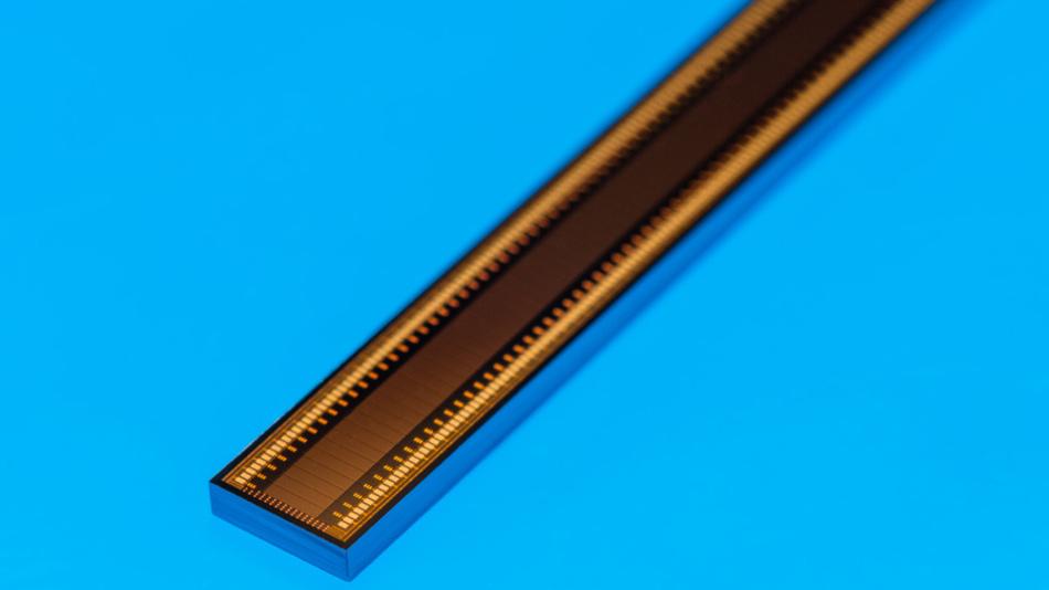 128-Kanal-CMUT-Chip.