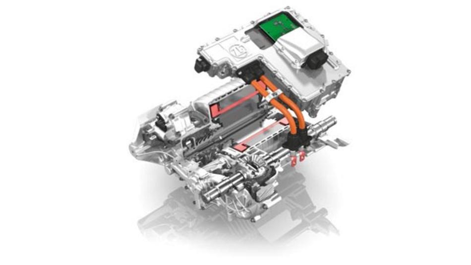 Das vollintegrierte elektrische Achsantriebssystem von ZF wird 2018 bei einem europäischen Automobilhersteller in Serie gehen.