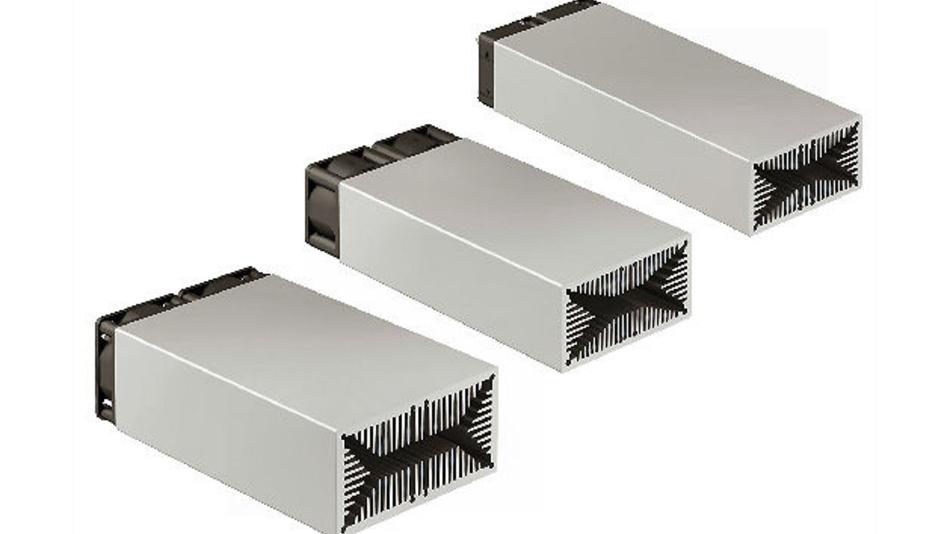 Miniaturlüfteraggregate der Baureihe LAM D