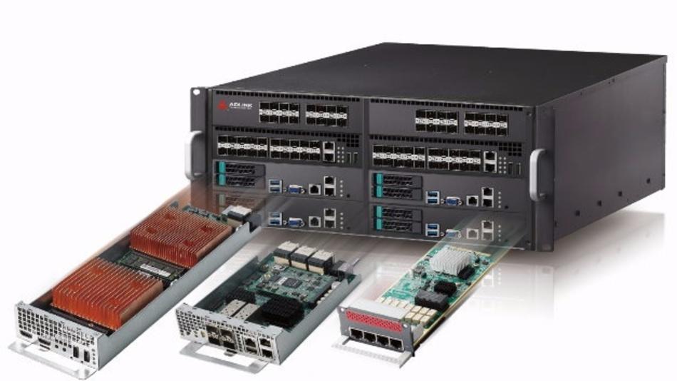 Mit seinem industrietauglichen Design fokussiert sich MICA auf höhere Packungsdichte, vielfältige I/O-Möglichkeiten, Datendurchsatz über eine PCIe-Backplane und niedrige Latenzzeit.