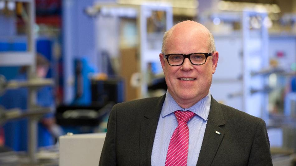 Seit ein paar Tagen nicht mehr CEO von ebm-papst: Rainer Hundsdörfer